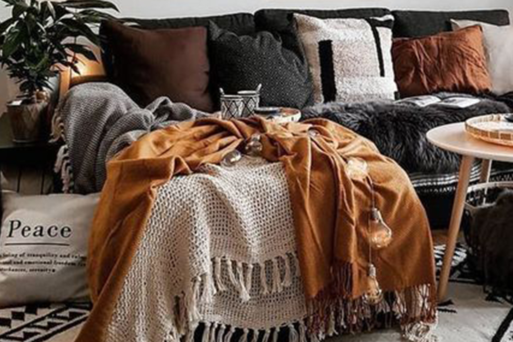 cosy autumn home by Cozi