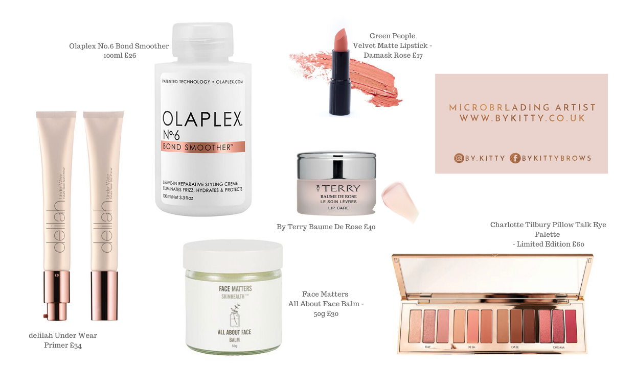 Valentines Day: The Beauty Edit