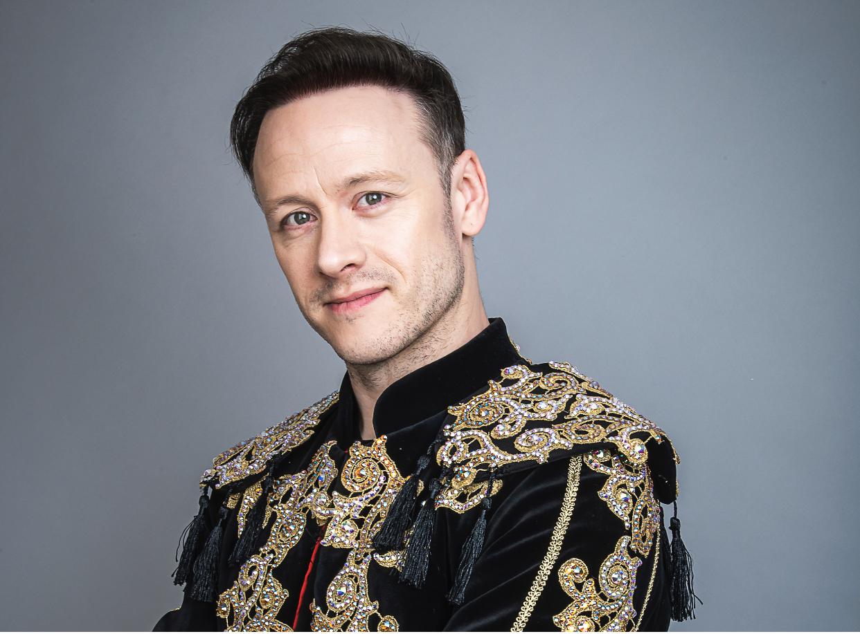 Kevin Clifton in Strictly Ballroom