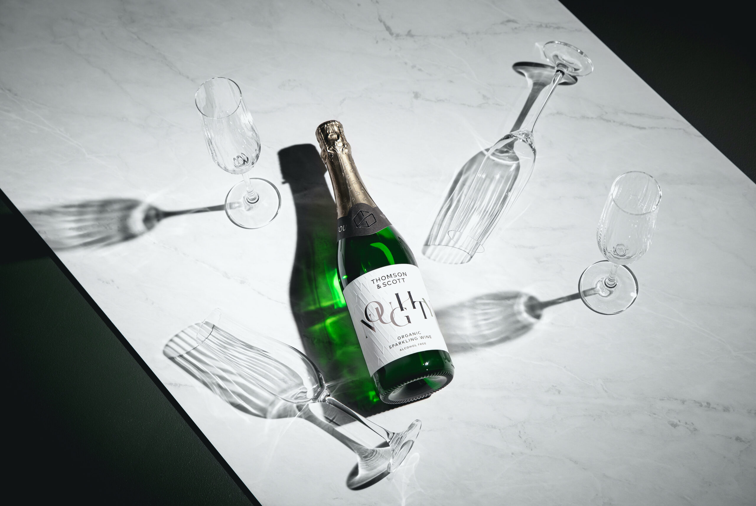 Noughty Alcohol-Free Sparkling Chardonnay