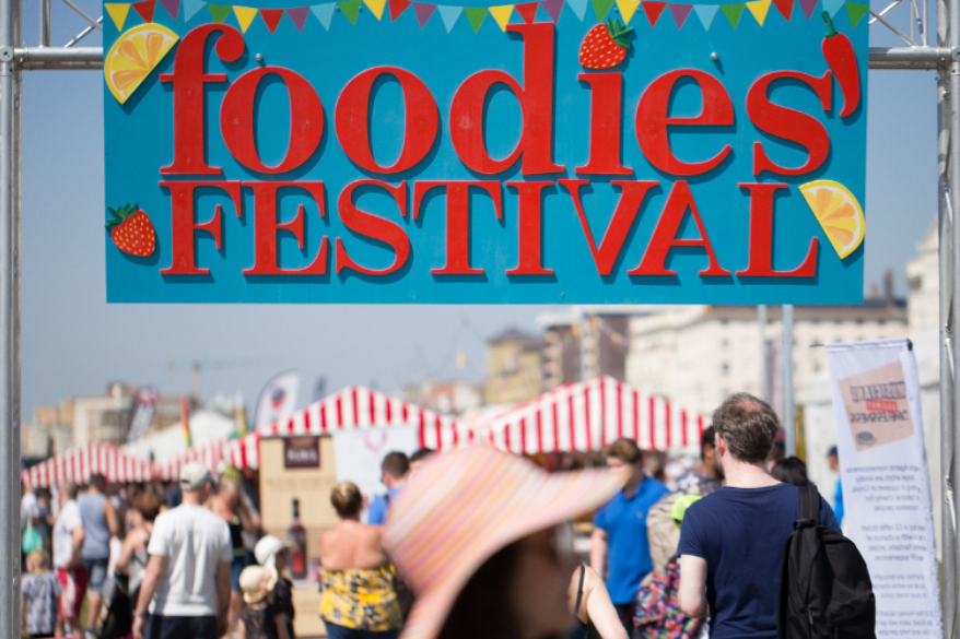 Foodies Festival Winchester